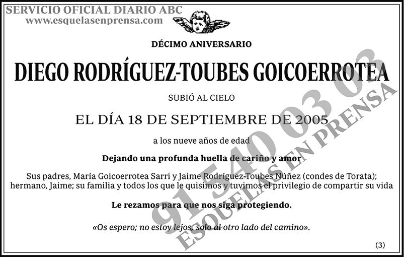 Diego Rodríguez-Toubes Goicoerrotea